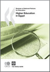 Reviews of National Policies for Education: Higher Education in Egypt 2010