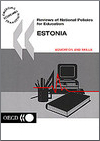 Reviews of National Policies for Education: Estonia 2001