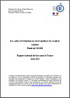 Country Background Report: School Evaluation in France (French)
