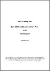 OECD Thematic Review of Early Childhood Education and Care: United Kingdom