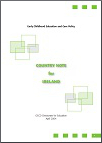 OECD Thematic Review of Early Childhood Education and Care: Ireland