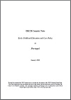 OECD Thematic Review of Early Childhood Education and Care: Portugal